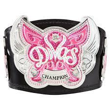 Wwe Divas Cake Decorations by Wwe Proudly Introduces The New Wwe Divas Championship Replica Belt