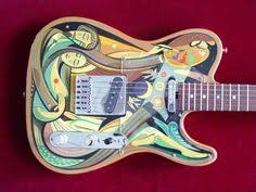 Custom Guitar Paint Designs