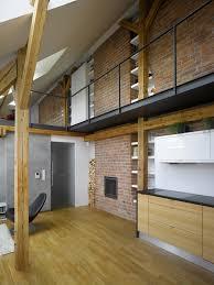 100 Attic Apartments MiniLoft Apartment In Prague Dalibor Hlavacek ArchDaily