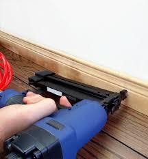 Wood Floor Nailer Gun by Which Type Of Nail Gun Or Nailer Do You Need For The Job Dengarden