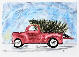 Old Fashioned Red Truck Christmas Watercolor PRINT Christmas Custom Paint On Truck Vehicles Contractor Talk Colorful Indian Truck Pating On Happy Diwali Card For Festival Large Truck Pating By Tom Brown Original Art By Tom The Old Blue Farm Pating Photograph Edward Fielding Randy Saffle In The Field Plein Air Adventures My Part 1 Buildings Are Cool Semi All Pro Body Shop Us Forest Service Tribute Only 450 Myrideismecom Tim Judge Oil Autos Pinterest Rawalpindi March 22 An Artist A