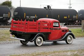 100 1937 Ford Truck For Sale V8 Stake Bed 77805