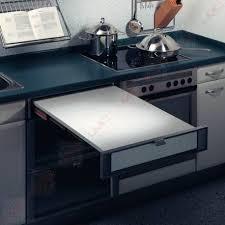plan de travail escamotable cuisine table plan de travail escamotable à encastrer accessoires de cuisines