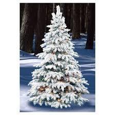 8 Ft Artificial Christmas Tree