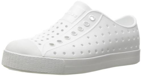 Native Kid's Jefferson Junior, 2 / Shell White Shell White / M