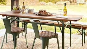 Folding Patio Dining Table Dining Room