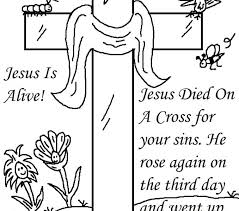 Easter Coloring Pages 25 Religious Free Activity Printables Online