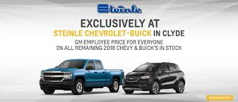 Steinle Chevrolet Buick In Clyde | Cleveland, Monroeville, OH ... Where To Buy A Used Car Near Me Toyota Sales Toledo Oh Inventory Ohio Inspirational At Thayer New Forklifts Cranes For Sale Service Diesel Trucks In Best Truck Resource 2018 Kia Sportage For Halleen Of Sandusky Snyder Chevrolet In Napoleon Northwest Defiance Dunn Buick Oregon Serving Bowling Green Dodge Chrysler Jeep Ram Dealer Cars Parts Taylor Cadillac Monroe Tank Oh Models 2019 20 And Ford Marysville Bob