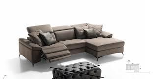 canap relax 3 places tissu canapé design cuir italien canapé cuir et tissu 3 places 2 places
