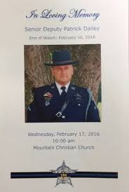 Pumpkin Farms In Harford County Maryland by Funeral For Senior Deputy Patrick Dailey U0027he Cared About Everyone