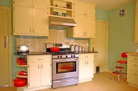 Period Perfect Kitchen The 1940s Inside Arciform Pertaining To Size 3008 X 2000
