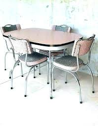 50s Dining Set Table Retro Sets Kitchen And