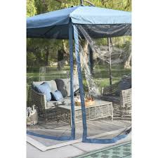 Square Patio Umbrella With Netting by Patio Ideas Mosquito Nets For Patio Mosquito Netting For Patio