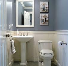 Half Bathroom Theme Ideas by Small Half Bathroom Design Home Interior Decorating Ideas