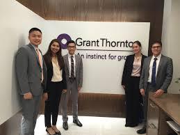 Jindal School Team Wins Inaugural Grant Thornton Case petition