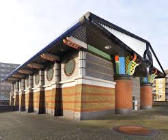 100 John Mills Architect Outrams PoMo Pumping Station Given Grade II Listing News