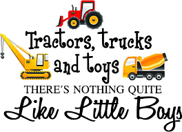 100 Trucks And Toys Amazoncom Sticker Perfect Tractors Trucks And Toys Theres