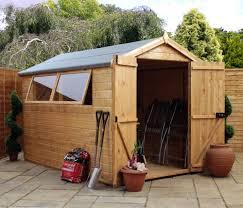 6x5 Shed Double Door by Cotswold 10x6 Premium Tongue Groove Apex Shed