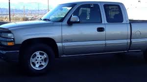 100 2001 Chevy Truck Chevrolet Silverado 1500 Extended Cab Z71 LS 4X4 YouTube