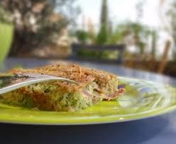 cuisiner le brocolis gratin de brocolis facile recette de gratin de brocolis facile