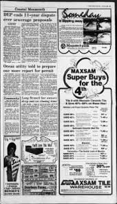 Maxsam Tile New Jersey by Asbury Park Press From Asbury Park New Jersey On June 29 1984