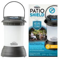 thermacell dark bronze mosquito repellent lantern northline express