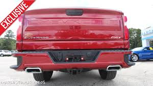 100 Chevy Truck Tailgate 2019 Silverado RST NEW REAR FEATURES Lighting