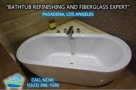 pasadena bathtub refinishing and fiberglass expert