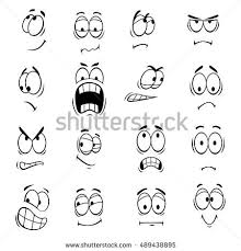Human Faces Expressions And Emotions Cute Smiles Icons For Emoticons Vector Emoji Elements Smiling