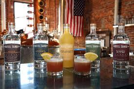Entrepreneurship Spotlight Hotel Tango Artisan Distillery – LFW