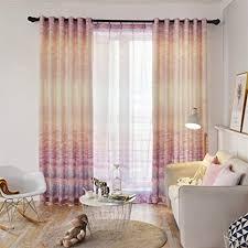 ommda gardinen vorhang wohnzimmer leinen baumwolle modern