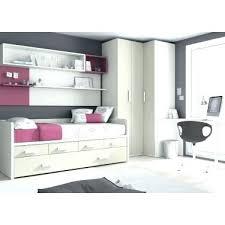 bureau gigogne lit gigogne avec bureau lit combinac 90 200 robin avec bureau