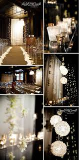 Marvelous Black And Gold Wedding Reception Decorations 18 With Additional For Tables