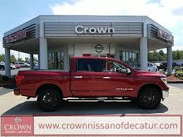100 The Truck Stop Decatur Il New 2018 Nissan Titan SL For Sale In IL JN511729