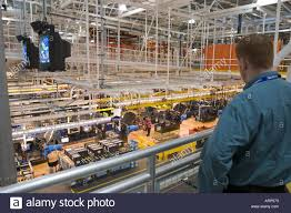 Ford Assembly Plant Stock Photos & Ford Assembly Plant Stock Images ... Ford Begins Retooling Dearborn Truck Plant For 2015 F150 Tour Photo Image Gallery Video Inside Fords Resigned Truck Plant To See How The F Meet Woman In Charge Of Building Bestselling Pickup Production At Video 2019 A Decade Sustainability Tnw Companion Descriptions Ieee Icps 2017 Celebrates Reopening Michigan Radio 100 Years Building Cars And Wealth Rouge Manufacturing Media Center Facing Complete Shutdown Production After Fire