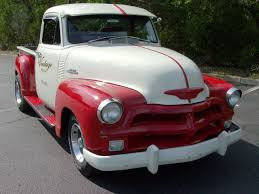 A Homebuilt 1954 Chevy Pickup Inspired By Street Rodder - Hot Rod ... Tci Eeering 471954 Chevy Truck Suspension 4link Leaf 1954 Pickup 3100 31708 Jchav62 Flickr Restoration Pictures Chevrolet Classics For Sale On Autotrader Advance Design Wikipedia 5 Window Pickup F1451 Indy 2016 Image 803 Sema 2017 Quadturbo Duramaxpowered 54 Auto Bodycollision Repaircar Paint In Fremthaywardunion City Yarils Customs A Beautiful Two Tone Stepside