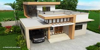 100 Images Of House Design Kassandra Two Storey With Roof Deck
