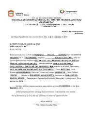 Una Carta De Solicitud De Permiso De Trabajo Está Dirigida