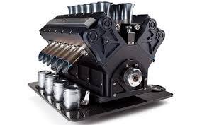 Kofevarka Engine Espresso Veloce V12