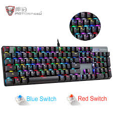 Original Motospeed CK104 Gaming Mechanical Keyboard Wired Metal Blue Red  Switch Russian V30 LED Backlit RGB For Gamer Computer Gateron Optical Switches Gk61 Mechanical Keyboard Review Keyboards Coupon Code Bradsdeals North Face Rantopad Black Mxx With Green And Orange Keycaps Logitech Canada Yebhi Discount Codes 2018 Hyperx Launches Its Alloy Elite Fps Pro Top 10 Rgb Keyboards Of 2019 Video Review Macally Backlit For Mac Usb Wired Full Size Compatible With Apple Mini Imac Macbook Air Brown Buckling Spring Ultra Classic White Getdigital Xiaomi 87 Keys Blue Professional Gaming Akko 3068 Wireless Unboxing 40 Lcsc On First Order