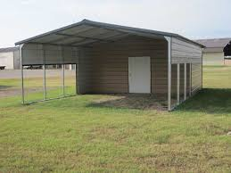 Loafing Shed Kits Texas by Metal Carports Metal Buildings In Texas Louisiana Oklahoma