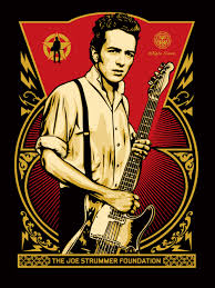 Joe Strummer Mural Portobello Road by 100 Joe Strummer Mural Address Let Fury Have The Hour Book