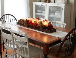 dining room table flower arrangements 14670