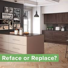 Are You Looking To Refit Your Entire Kitchen Or Just Replace