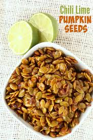 Organic Pumpkin Seeds Online by Chili Lime Pumpkin Seeds 31 Days Of Healthy Snack Recipes