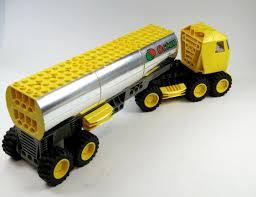 100 Lego Tanker Truck City Tractor Octane Oil Pendant