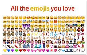 Emoji Icons Copy and Paste Color – free icons