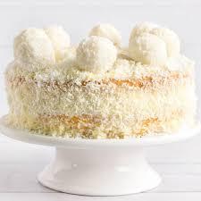 raffaello torte einfaches rezept