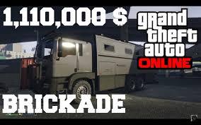 GTA V Online - The Brickade