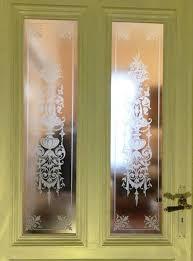 glaseinsatz für zimmertüren glasdekore teufel